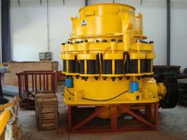 东恒机械介绍圆锥式破碎机的结构组成