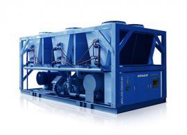 德耐尔超低温空气源热泵机组厂商 云端实时监控�35℃稳定运行
