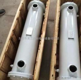 登福螺杆式空压机换热器QX100492冷却器QX100493