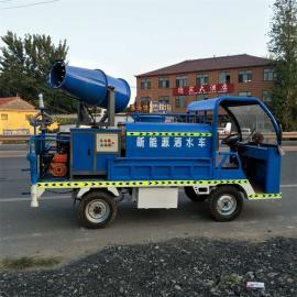 电动洒水车、电动四轮洒水车、纯电动洒水车