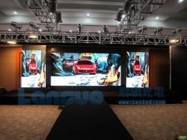 酒楼高清LED电子屏幕价/格P3led全彩显示屏规格参数及尺寸