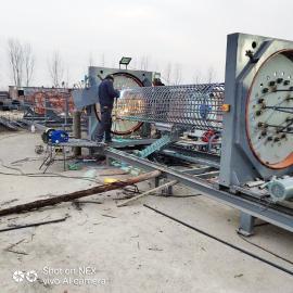 东硕机械SYGT1500数控钢筋笼滚焊机 数控钢筋自动焊弯圆机
