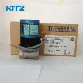 EA 100/200-TE青铜电动球阀北泽电动阀KITZ电动阀