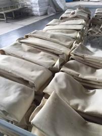 除尘器滤布袋A涤纶针刺毡除尘袋A耐高温粉尘收集装置