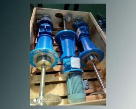 沥青搅拌器/污水处理搅拌器/脱硫搅拌器设计生产