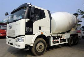 东风12吨搅拌车解放混泥土搅拌车重汽搅拌车