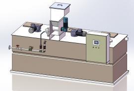 PAM/絮凝剂/干粉投加装置