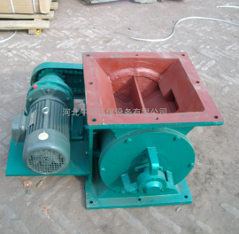 定制异型星型卸料器A300型电动卸灰阀