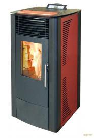 生物质颗粒暖风炉 生物质颗粒取暖炉 暖通壁炉 燃木颗粒壁炉