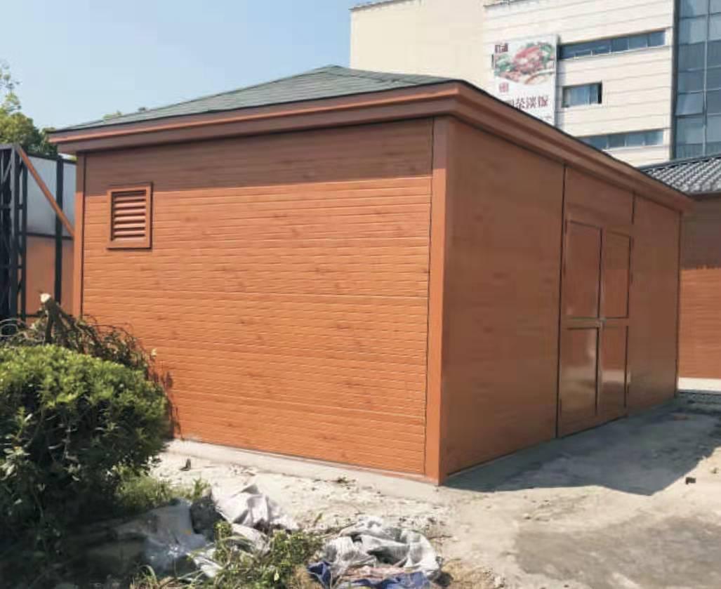 小区环卫垃圾房-街道办环卫垃圾房