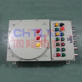 非标钢板IIC防爆动力箱 防爆控制开关箱