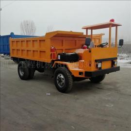 四驱农用四轮运输车 四不像自卸拖拉机运输车