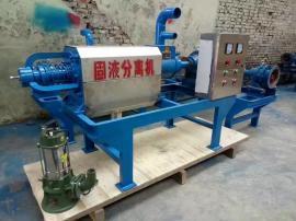 不锈钢猪粪固液分离机 专业固液分离机制造