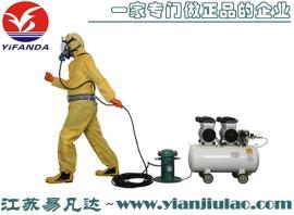 泵式长管呼吸器、无油型空气压缩机送风呼吸器