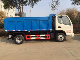 国五15立方污泥运输车出厂价污泥运输车