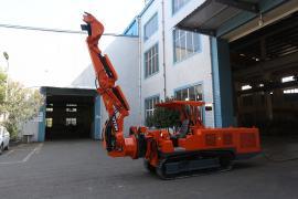 WPZ-37/600L多功能巷道修复机的应用