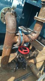 轮斗洗砂污水处理设备洗砂机污水处理设备