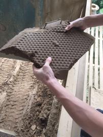 钙粉选矿污水处理机矿场洗矿泥水分离机