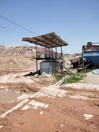 疏浚工程污泥就地处理建筑打桩污泥分离机