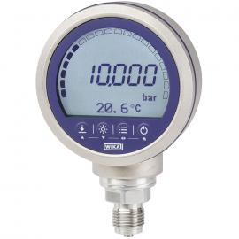 支持21种标准测量单位的精密型WIKA数字压力表CPG1500