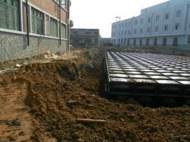 地埋式变频恒压给水设备