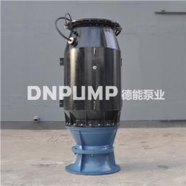 套筒立式安�b排水混流泵