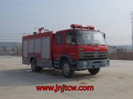 JDF5140GXFSG50/E型水罐消防车 东风天锦5.5吨消防车