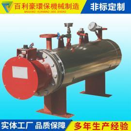 百利豪液体水管道循环电加热器 污水电加热器管道式干燥