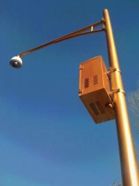 华蓥太阳能灯杆定制加工