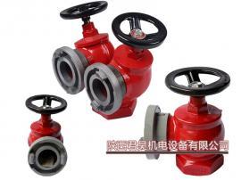 室�认�火栓DN65消防箱�y�T ��核� 卷�P水��水���扣接�^