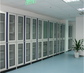 实验室药品柜/药柜/铝木柜/器皿柜/定制批发