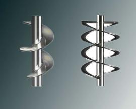 螺带式搅拌器,单螺带式搅拌器,双螺带式搅拌器