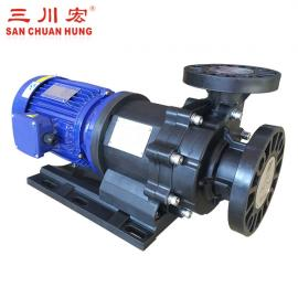 三川宏耐酸碱磁力泵塑料材质耐腐蚀PCB专用MEB6552
