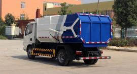 新款污泥运输车,重汽25方地铁污泥运输车