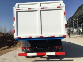 10吨污泥运输车介绍-10吨污泥车-10吨污泥自卸车