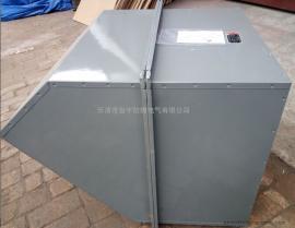 边墙轴流通风机WEX-300D4-0.125 安装尺寸390×390