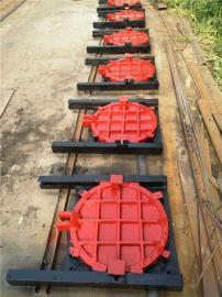 法兰式铸铁镶铜圆闸门采用全智能的形式 自主研发生产 规格齐全