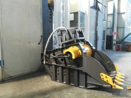 利勃海尔挖机破碎机 移动破碎机 挖掘机破碎机