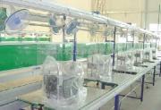 散热风扇组装流水线BF-ZS5011