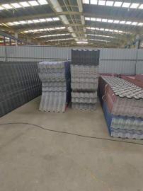 防腐pvc瓦 钢架棚树脂瓦 耐高温树脂瓦