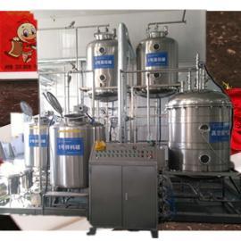 猪血豆腐生产线-盒装鸡血生产设备
