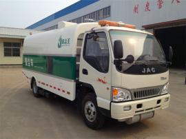 江淮干扫道路垃圾清扫车吸尘车 粉尘吸尘车东风5吨6吨8吨扫路车