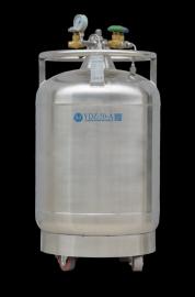 海盛杰YDZ-50 50升不锈钢自增压液氮罐 液氮补充罐