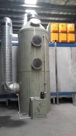 pp喷淋塔,酸雾吸收塔,�U��Q化设备,PP罐PP管道加工