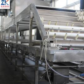 大型腐竹厂设备 全自动腐竹油皮机 自动腐竹机器