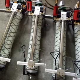顺源新款MQT-130/3.0型气动振动式锚杆钻机高效率工作
