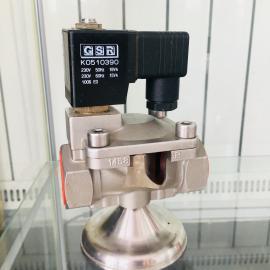 代理德国GSR 43系列强制先导式电磁阀
