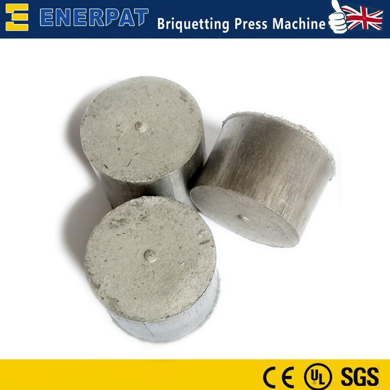 全自动铝屑压饼机 系统稳定 恩派特