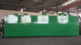 玻璃钢地埋一体化设备 SBR成套污水处理设备