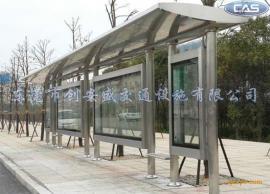 不锈钢候车亭材料 制作候车亭造价 制造候车亭说明